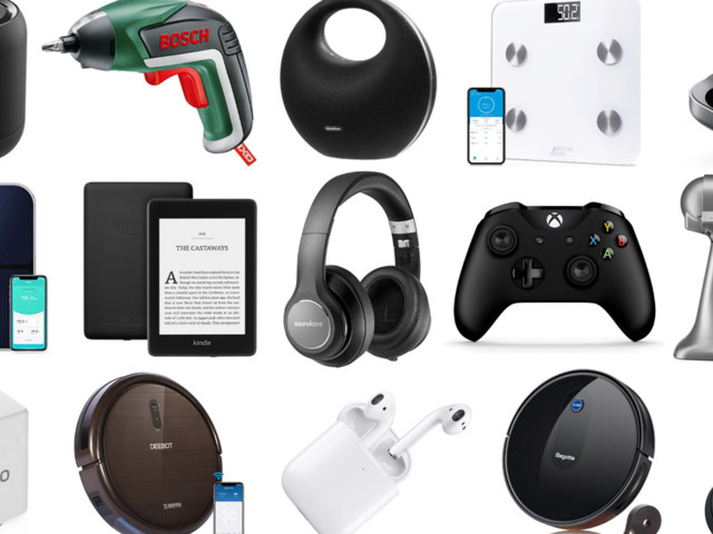 Apple AirPods, Kenwood mixers, Bagotte robot vacuums, Sony speakers, and more on sale for Sept. 24 in the UK