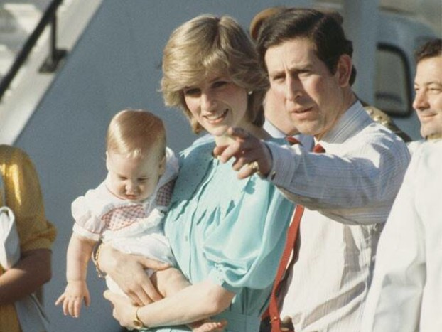 See The Crown's Prince William With Emma Corrin's Princess Diana in Season 4