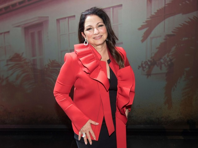 Gloria Estefan left Cuba as a young child, but the island defines her, and her music