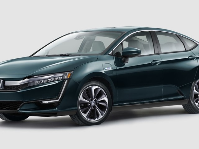 2018 Honda Clarity Plug-In Hybrid: Quick Drive