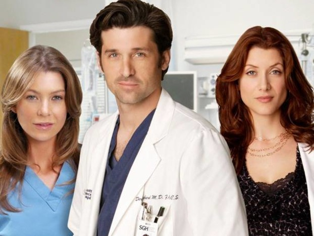 The Definitive Guide to Grey's Anatomy's Steamiest Love Triangles