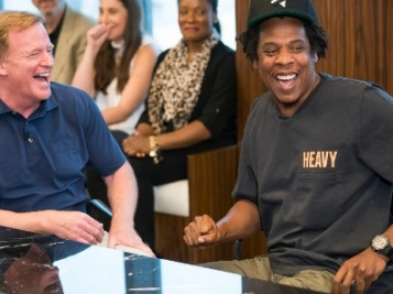 Jay-Z & NFL Explain The Reason For Their New Deal - 'We're Past Kneeling...It's Time For Action' + Eric Reid Goes OFF On Hov Amid Colin Kaepernick's 3 Year Protest Anniversary