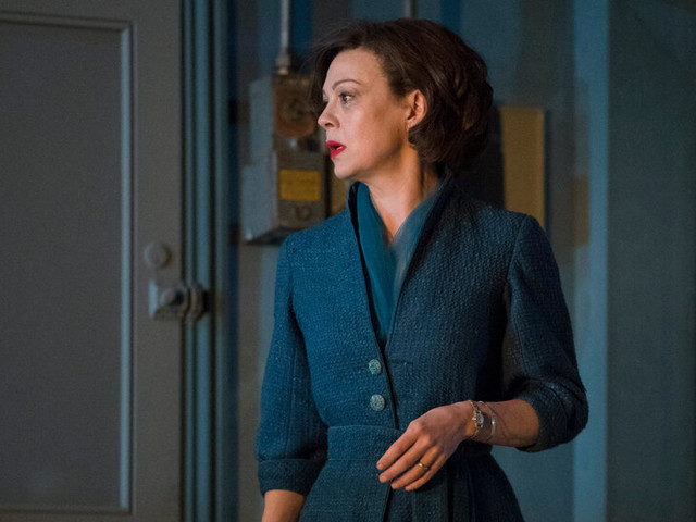 How Helen McCrory Shone, Even in a Haze of Mystery