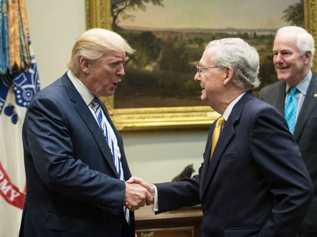 Senate Republicans set to reveal Trumpcare: Tax cuts for the rich, Medicaid destroyed
