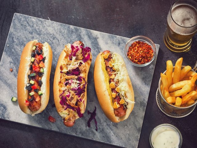 Where to Find the Most Extreme Hot Dogs Across the Country