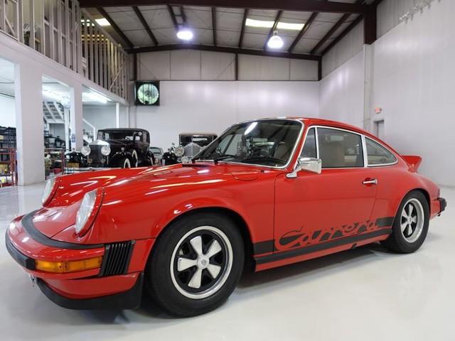 1974 Porsche 911--Carrera