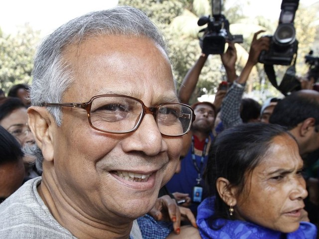 Muhammad Yunus' New Brand Of Capitalism