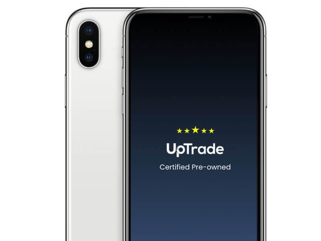 iPhone X 256GB Silver - Verizon - (Certified Used)