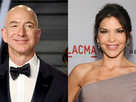 Lauren Sanchez & Jeff Bezos Are 'Very Happy' & She's Been Supportive Amid His 'Blackmail' Battle