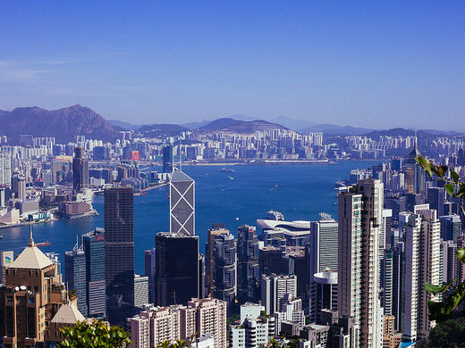 United: Baltimore – Hong Kong. $553. Roundtrip, including all Taxes