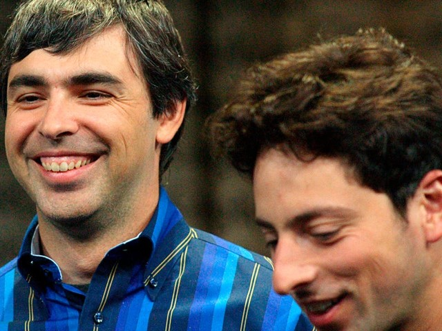 Google's cofounders are stepping down from their leadership roles, but they'll remain in control of the company (GOOGL, GOOG)