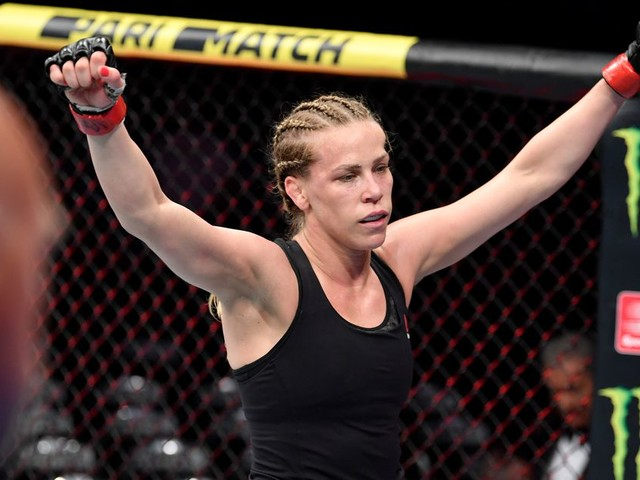 Report: Chookagian vs. Maia planned for UFC 244