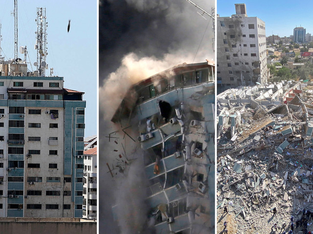If AP really didn't know it shared space with Hamas, why trust its reporting?