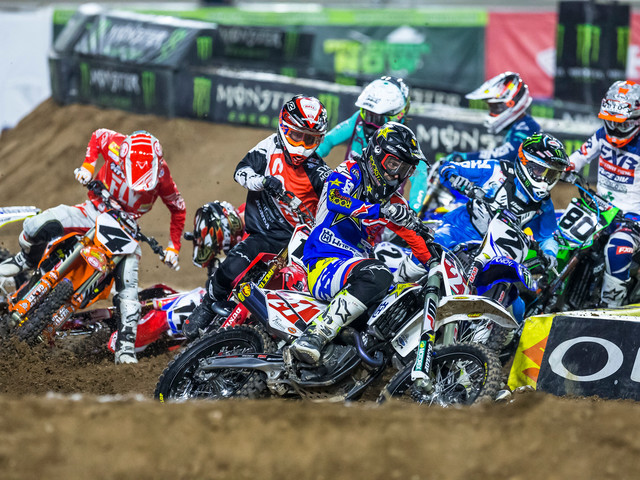 2018 Arlington Supercross | Race Results - Presented by Factory Effex