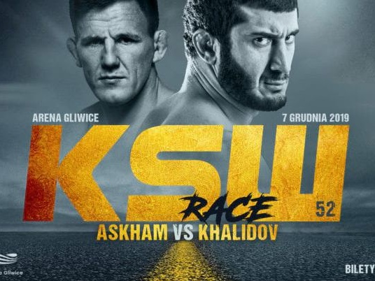 KSW 52: Askham vs Khalidov fight card preview