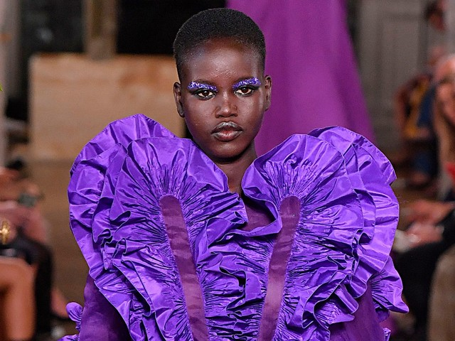 "Model Adut Akech: ""Everything I Got Bullied For, I Love Today"""