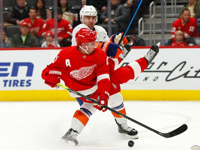 Detroit Red Wings' 30-game start is one of the worst in NHL history