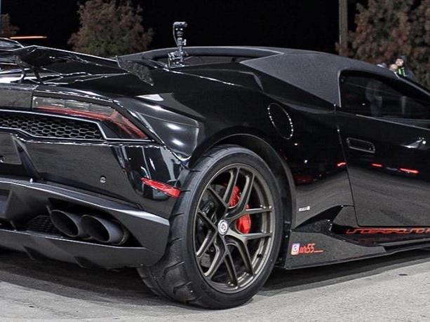 2017 Lamborghini Huracan--Spyder 610-4