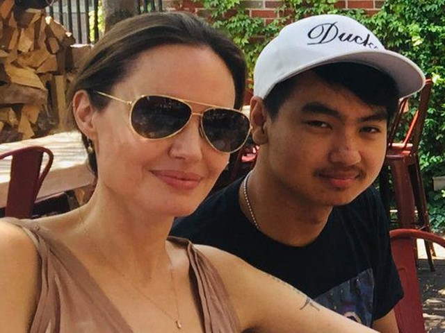 Aw! Angelina Jolie Celebrates Son Maddox's 18th Birthday Before He Heads to College