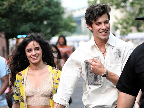 Camila Cabello Reveals What She & BF Shawn Mendes Do On A Normal Day: 'Making Out Is A Lot Of It'