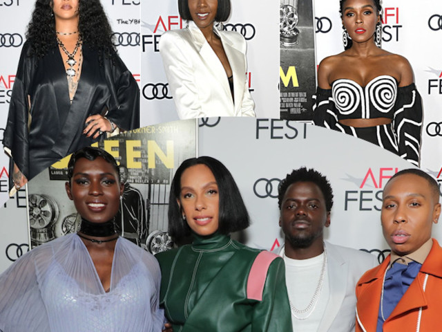 Rihanna Turns Heads In A Bomb 'Fit At 'Queen & Slim' Hollywood Premiere + Jodie Turner-Smith & Her (Husband?!) Joshua Jackson, Kelly Rowland, Janelle Monae, Lena Waithe & More Bring The Heat