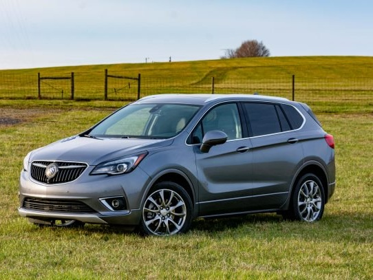 2019 Buick Envision Review – Is That a Buick?