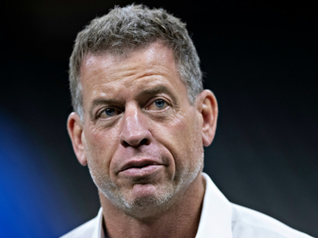 Troy Aikman Calls Out Doug Gottlieb Over His Bad Andrew Luck Take