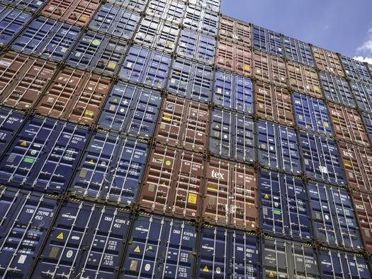 Containers Are Being Built At A Record Pace. It's Still Not Enough