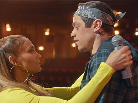 Jennifer Lopez Flirts With Pete Davidson's Chad As Alex Rodriguez Hilariously Busts In On 'SNL'