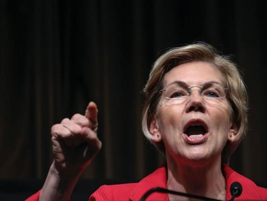 Goldman: Most Investors Are Focusing On Elizabeth Warren's Rising Election Prospects