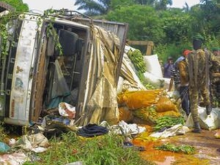 Suspected rebels kill 16 in eastern Congo