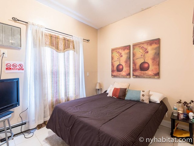 New York Roommate: Room for rent in Queens - 2 Bedroom apartment (NY-17353)