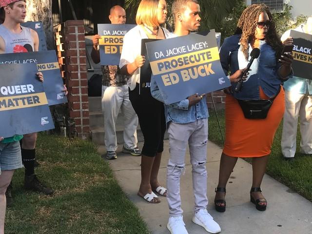 Will LA County prosecute Ed Buck?