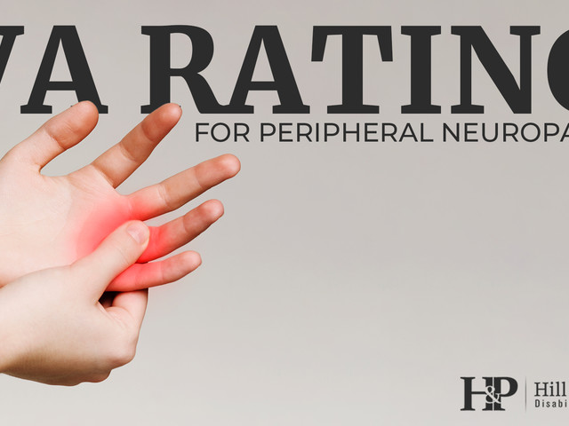 How does the VA rate Diabetic Peripheral Neuropathy? - Hill & Ponton, P.A.