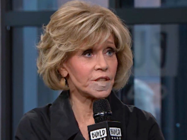 Jane Fonda Has Cancerous Growth Removed
