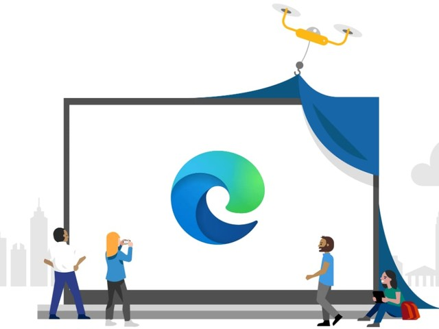 Microsoft Edge Based on Chromium Now Available for Download