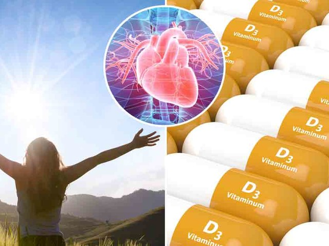 Vitamin D3 Is a Powerhouse for Your Heart