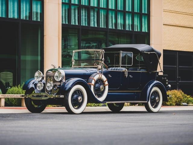 1927 Lincoln Model--L