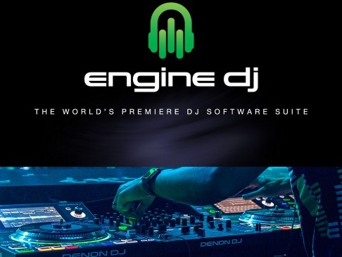 Engine PRIME Update Aids Denon DJ Devices