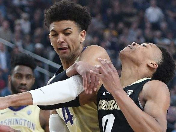 Matisse Thybulle NBA Draft Projections: Mock Drafts for Husky Forward