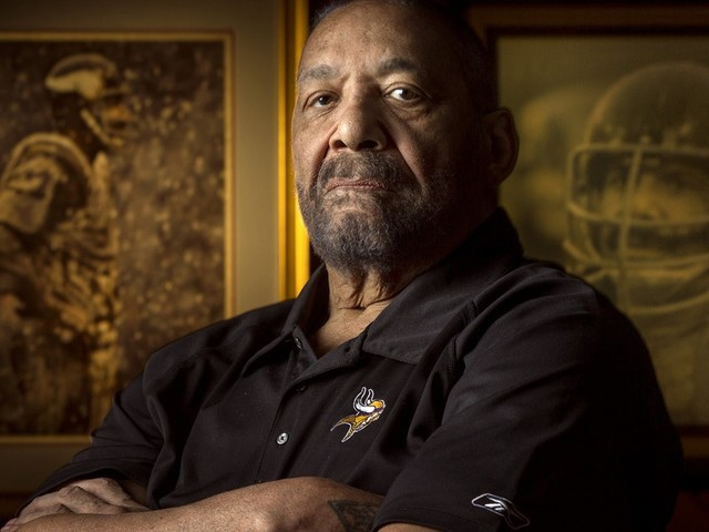 Vikings make push to get Jim Marshall into Pro Football Hall of Fame