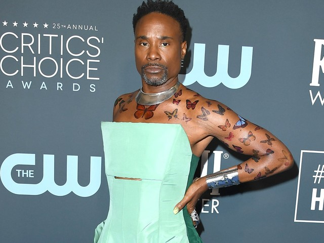 The Best Looks From The Critics' Choice Awards, From Zendaya To Billy Porter