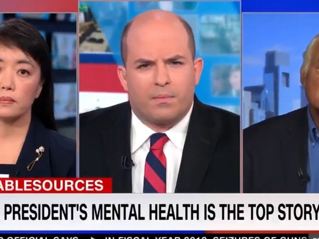 CNN host has shocking reaction to guest who claims Trump will kill 'many millions more' than Hitler, Stalin, Mao