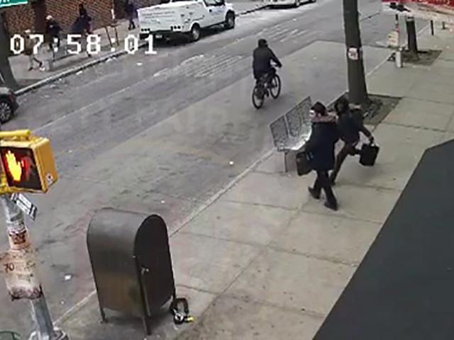 Jewish Man Randomly Punched On Brooklyn Sidewalk