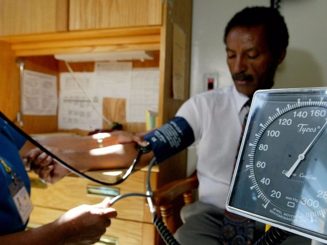 Nearly half of all Americans have high blood pressure — here are 6 things you can do to reduce your risk