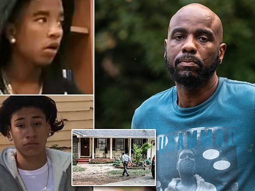 'He's crushed': Homeowner who shot dead THREE teenage boys is 'quiet, hardworking truck driver'