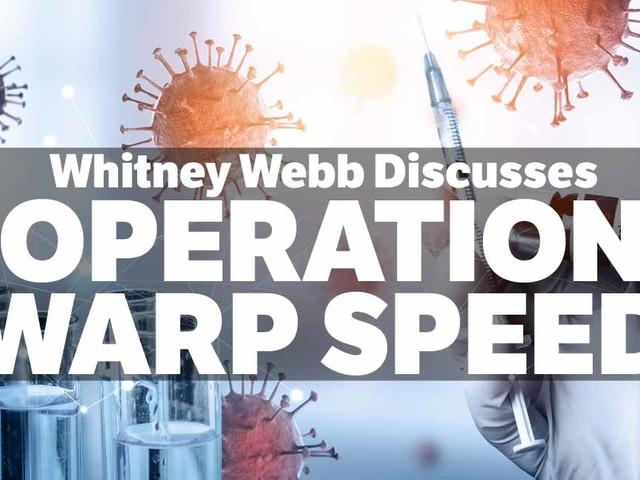 Operation Warp Speed — A Technocratic Chess Piece?