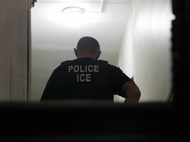 ICE agent accused of pulling gun on man, then having him arrested