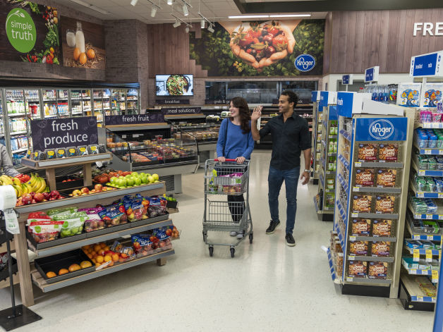 Kroger to Sell Groceries in Walgreens Stores