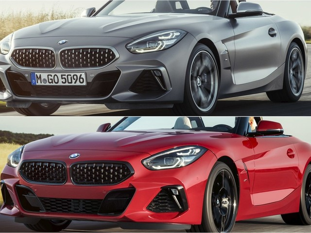 2020 Toyota Supra Vs. 2019 BMW Z4